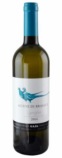 2014 Gaja Sauvignon Alteni di Brassica