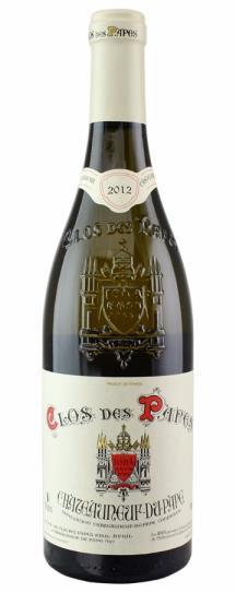 2012 Clos des Papes Chateauneuf du Pape Blanc