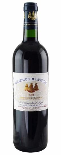 1998 Carillon de Angelus Bordeaux Blend