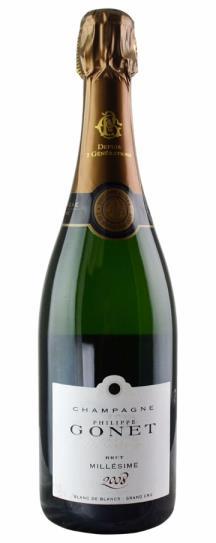 2008 Gonet, Philippe Champagne Brut Blanc de Blancs