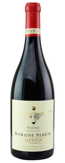 2013 Serene, Domaine Pinot Noir Evenstad Reserve