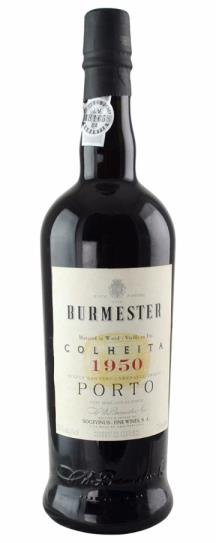 1950 J W Burmester Colheita Port