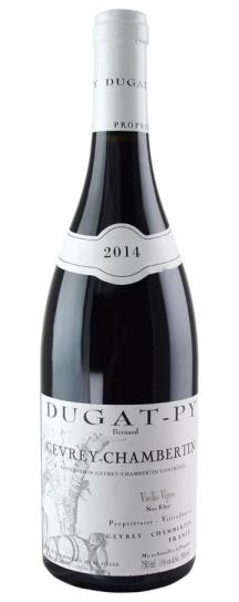 2014 Domaine Dugat-Py Gevrey Chambertin Vieilles Vignes