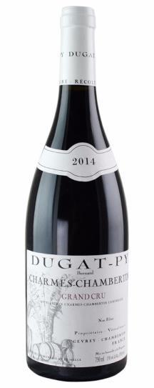 2014 Domaine Dugat-Py Charmes Chambertin
