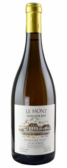 2015 Domaine Huet Vouvray Le Mont Moelleux