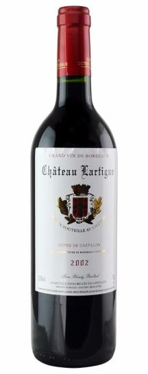 2002 Chateau Lartigue Bordeaux Blend