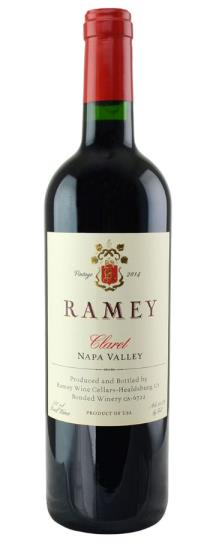 2014 Ramey Claret