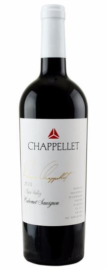 480 Chappellet Cabernet Sauvignon Signature Napa