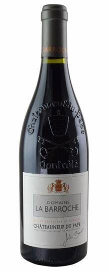 2009 Domaine La Barroche Chateauneuf du Pape Signature