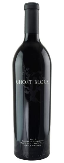 2013 Ghost Block Cabernet Sauvignon Single Vineyard