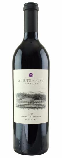 2007 Alioto Pier Vineyards Cabernet Sauvignon