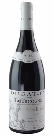 2014 Domaine Dugat-Py Bourgogne Halinard