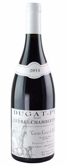2014 Domaine Dugat-Py Gevrey Chambertin Coeur de Roy