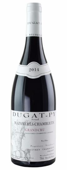 2014 Dugat-Py, Domaine Mazoyeres Chambertin