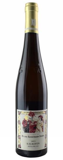 2015 Weingut Dr Von Bassermann-Jordan Deidesheimer Kalkofen Riesling Grosses Gewaechs (Spatlese Trocken)
