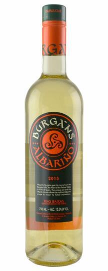 2016 Burgans Albarino