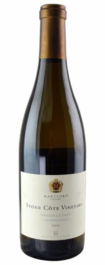 2013 Hartford Court Stone Cote Vineyard Sonoma Coast Chardonnay