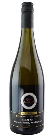 2013 Kim Crawford Small Parcels Pinot Gris