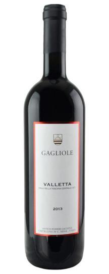2013 Gagliole Valletta