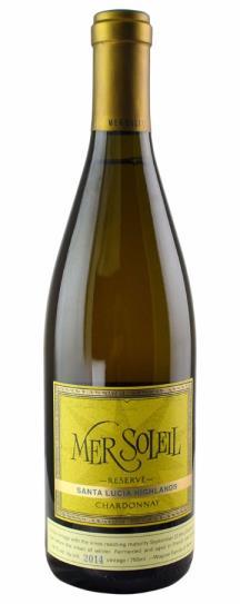 2014 Mer Soleil Chardonnay Reserve