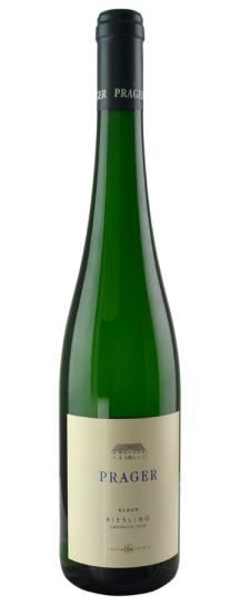 2015 Prager Riesling Smaragd Klaus