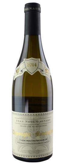 2014 Domaine Jean-Noel Gagnard Chassagne Montrachet la Boudriotte