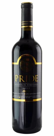 2013 Pride Mountain Vineyards Merlot