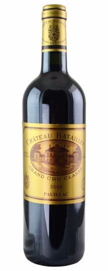 2008 Batailley Bordeaux Blend
