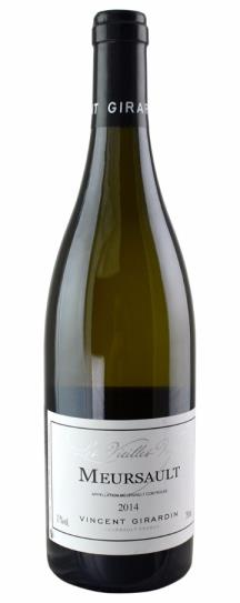 2014 Vincent Girardin Meursault Vieilles Vignes