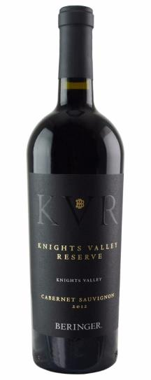 2010 Beringer Cabernet Sauvignon Knights Valley Reserve