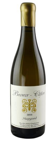 2014 Brewer-Clifton Hapgood Chardonnay