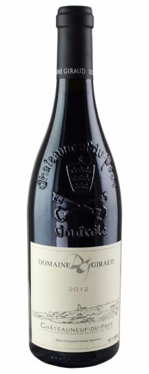 2012 Giraud, Domaine Chateauneuf du Pape Tradition