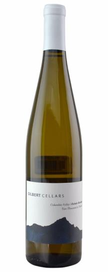 2013 Gilbert Cellars Estate Riesling