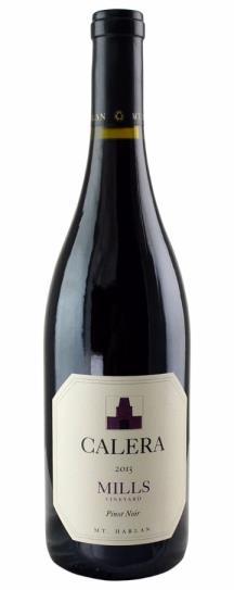 2013 Calera Pinot Noir Mills Vineyard