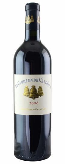 2010 Carillon de Angelus Bordeaux Blend