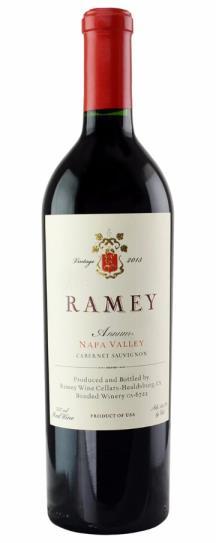 2013 Ramey Cabernet Sauvignon Annum