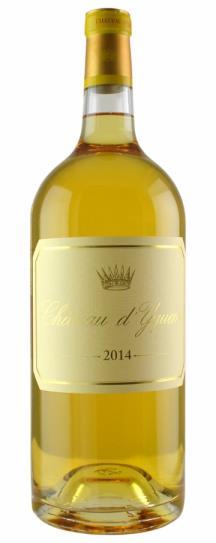 2014 Chateau d'Yquem Sauternes Blend
