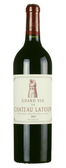 2007 Chateau Latour 2016 Ex-Chateau Release