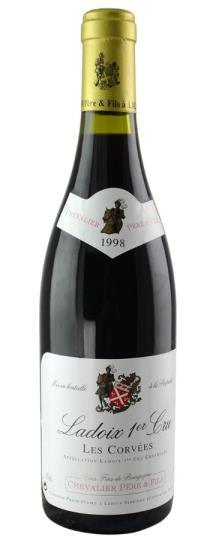 1998 Chevalier, Domaine de Ladoix les Corvees