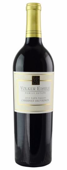 2012 Volker Eisele Family Estate Cabernet Sauvignon
