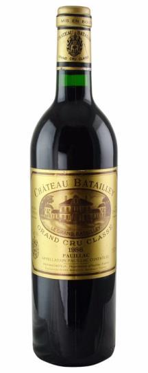 1986 Batailley Bordeaux Blend