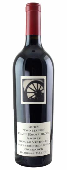 2008 Two Hands Shiraz Coach House Block