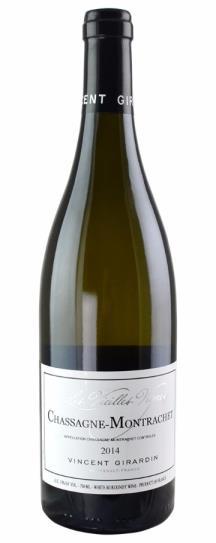 2014 Girardin, Vincent Chassagne Montrachet Vieilles Vignes