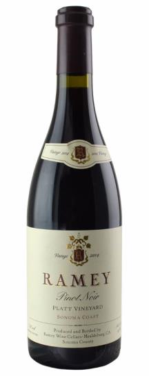 2014 Ramey Platt Vineyard Pinot Noir