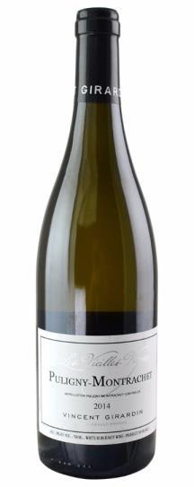 2014 Girardin, Vincent Puligny Montrachet Vieilles Vignes