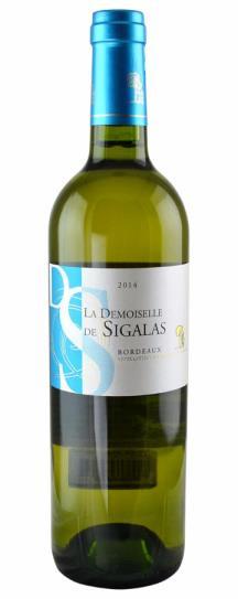 2014 Sigalas Rabaud La Demoiselle de Sigalas