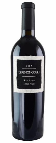 2009 Derenoncourt Terres Melees Proprietary Blend