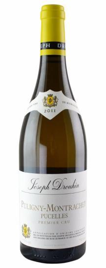 2011 Domaine Joseph Drouhin Puligny Montrachet Pucelles 1er Cru
