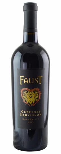 2013 Faust Cabernet Sauvignon Napa Valley
