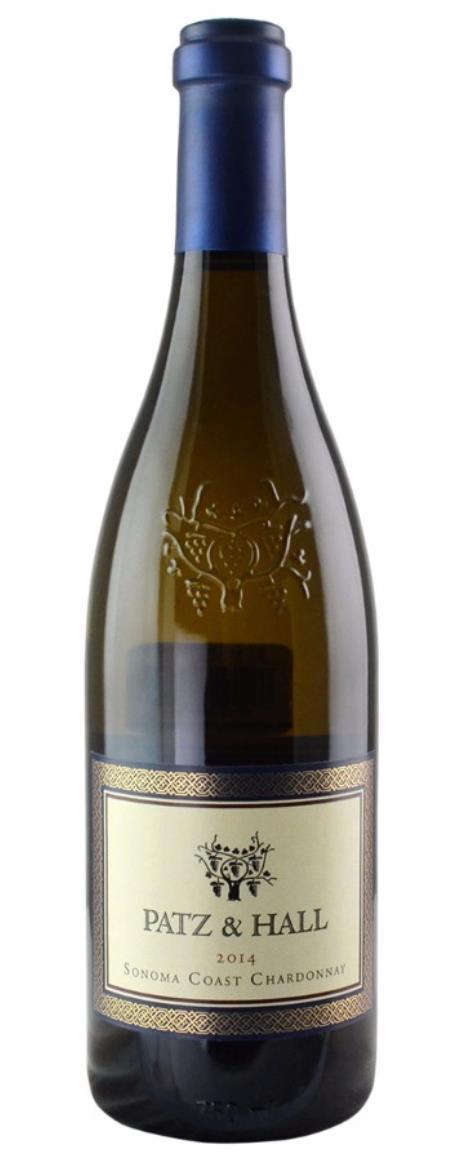 Buy 2014 Patz And Hall Chardonnay Sonoma Coast 750ml Online